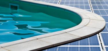 Find out how solar energy can help you heat a pool