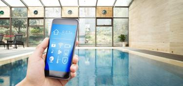 Innovation in pool and spa market