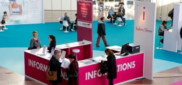 Point information Piscine Global Europe 2018